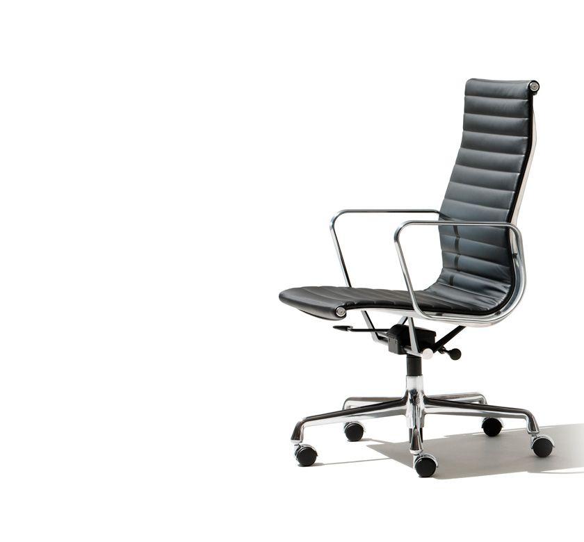 Eames Aluminum Group  Silla ejecutiva  Herman Miller  Diseo de oficinas  Pinterest  Executive chair and Family furniture