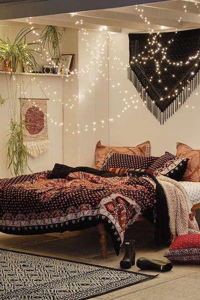 Interior inspiration de mooiste bohemian slaapkamers