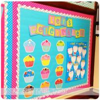 A Cupcake for the Teacher: My Classroom! My Classroom ...