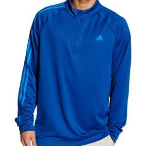 adidas mens zip lc sweatshirt eqt blue s