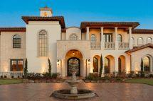 Luxury Spanish Mediterranean Style Home