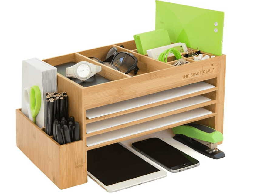 Modern Desk Organizer Many Modern Desks Don't Have Drawers—and Even If They Do