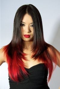 25 Red Ombre Hair Color Ideas For A Bold New Look GlowLoud ...