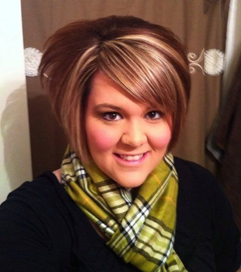 Awesome Cute Short Hairstyles For Fat Women Latest Hair Styles