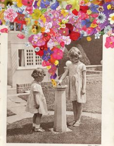 Vintage book collages by ben giles also           pinterest collage rh