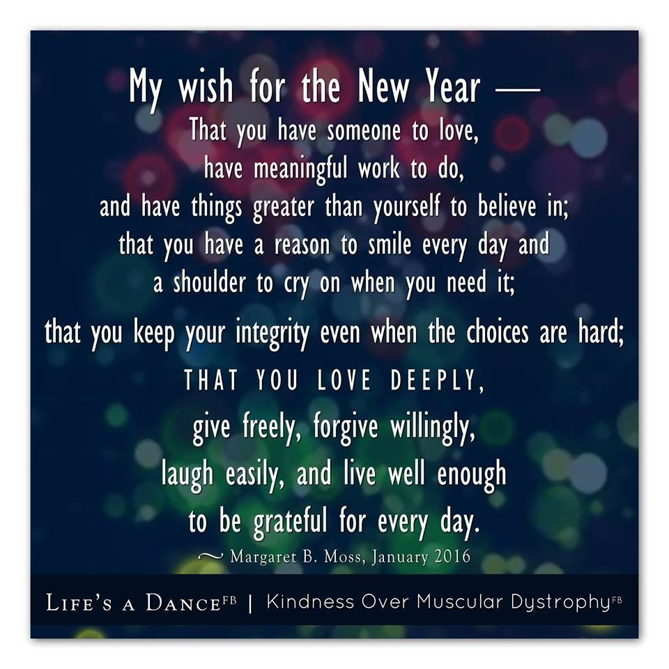 My Wish For The New Year  Quotes  Pinterest  Sharing