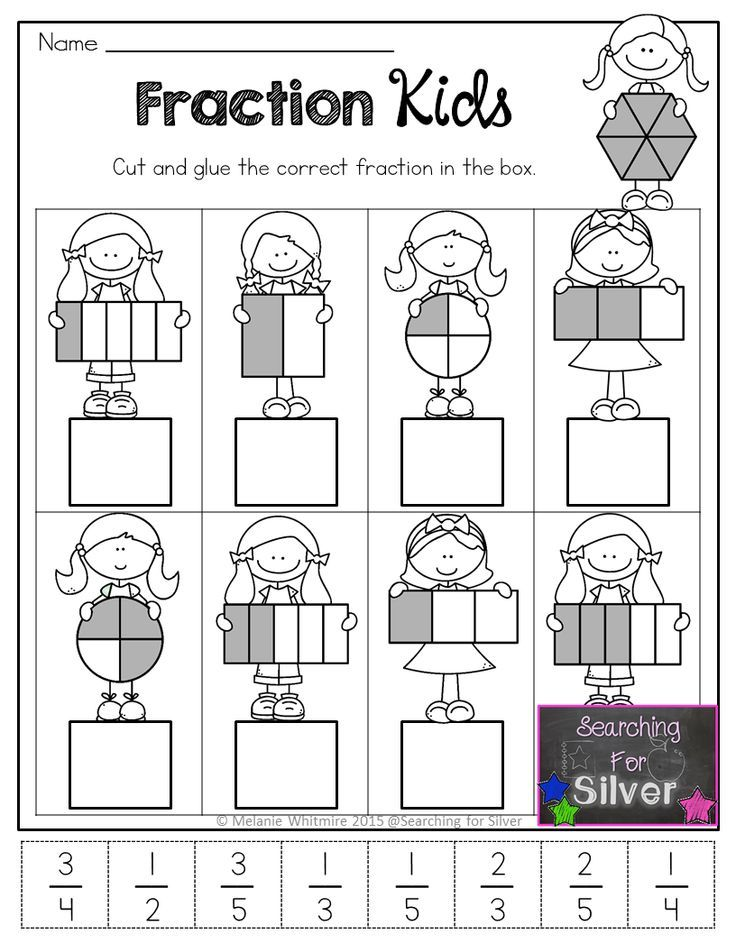 The 25+ best Fractions for kids ideas on Pinterest