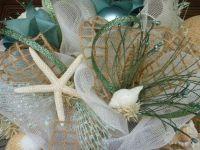 Deco Mesh SHABBY CHIC BEACH Wreath by decoglitz on Etsy ...