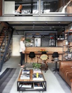 Industrial living roomseclectic roomloft ideasloftshome decormens room decorman decorprojectsliving spaces also pin by andres gutierrez on casas pinterest lofts house and rh