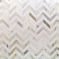 Kitchen Backsplash Tile - Talon Calacatta and Thassos ...