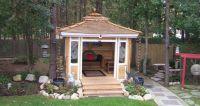Garden Tea House Kits | Japanese Tea House Home Design ...