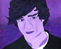 Studio Art - Monochromatic Portrait Lesson | Painting ...
