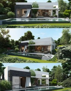 House also home designing  via ando studio modern and luxury apartment rh pinterest
