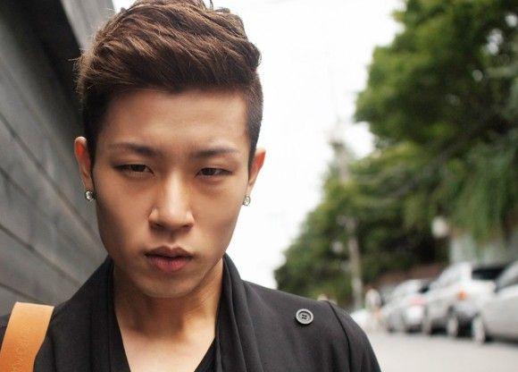 Asian Men Short Hairstyle Men's Hair Pinterest Men And Women