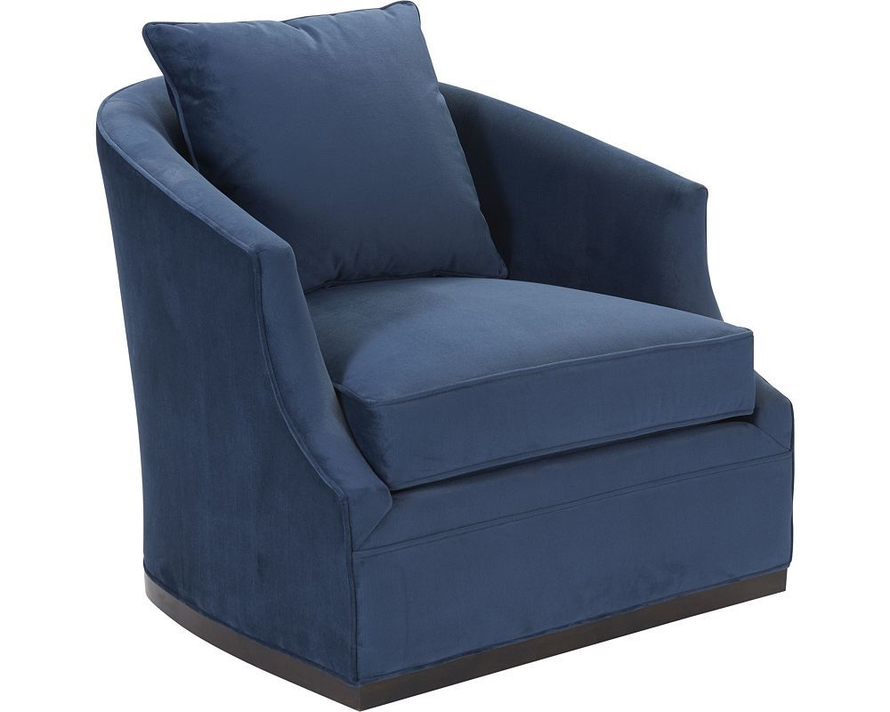 Sally Swivel Chair  Living Room Furniture  Chair Options