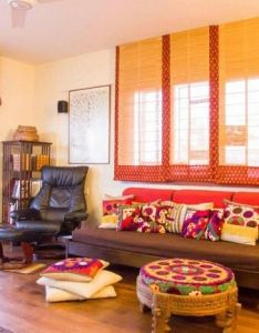 Hi check out this design  found on houzify find your own inspiration using the app also ethnic decor real indian homes pinterest rh