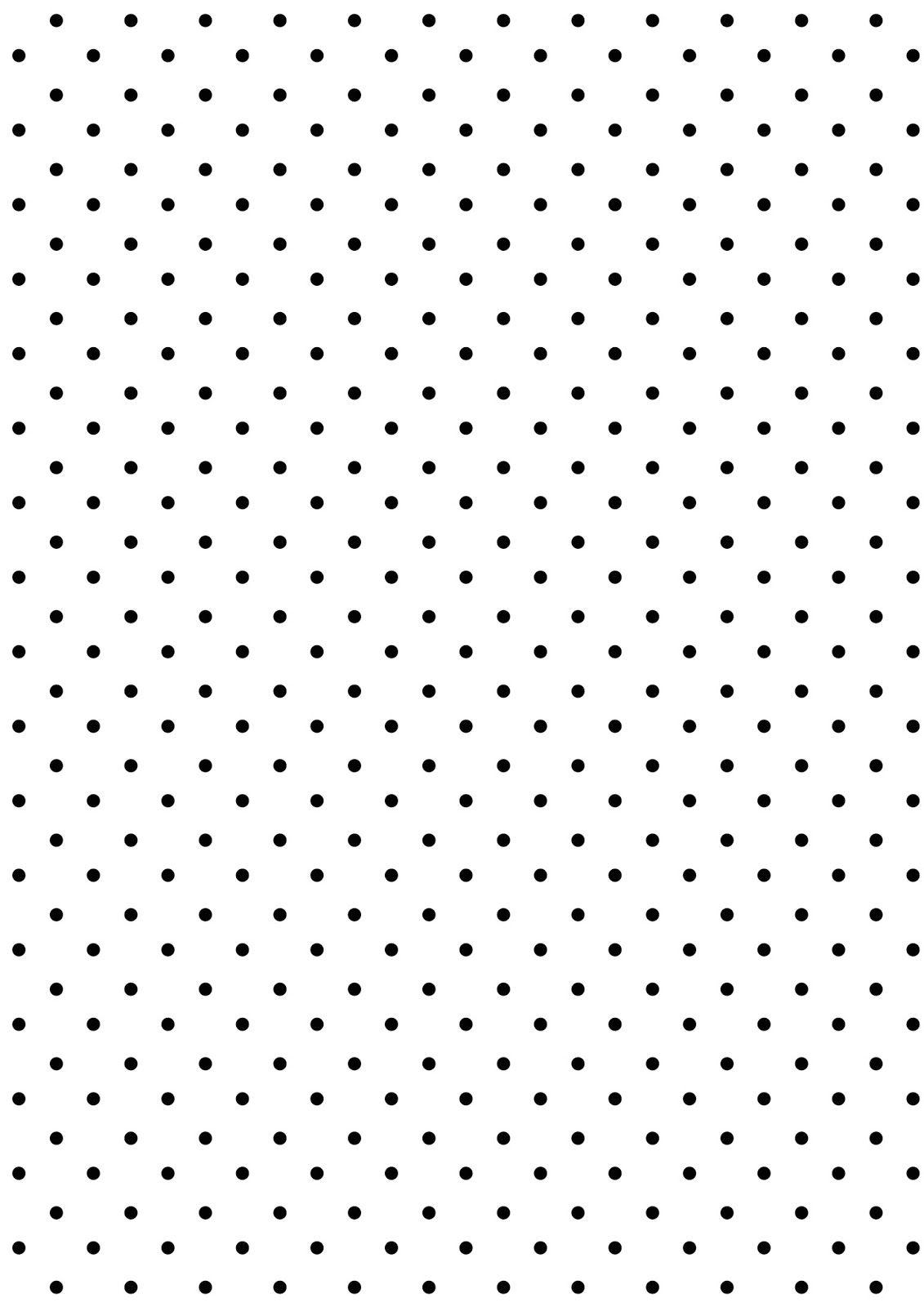Polka Dot Patterns on Pinterest