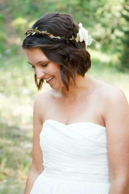 Short Bob Wedding Hairstyles Google Search Blessing Ceremony