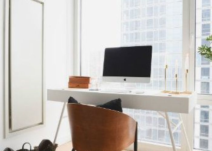 Mid century modern home office ideas pinterest and also