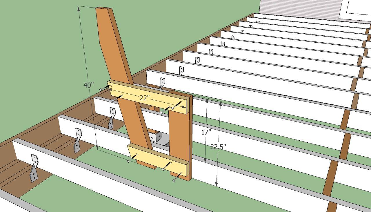 outdoor deck plans