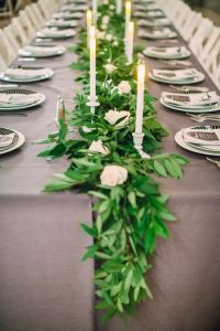 #WeddingWednesday: My Table Settings and Headaches | Green ...