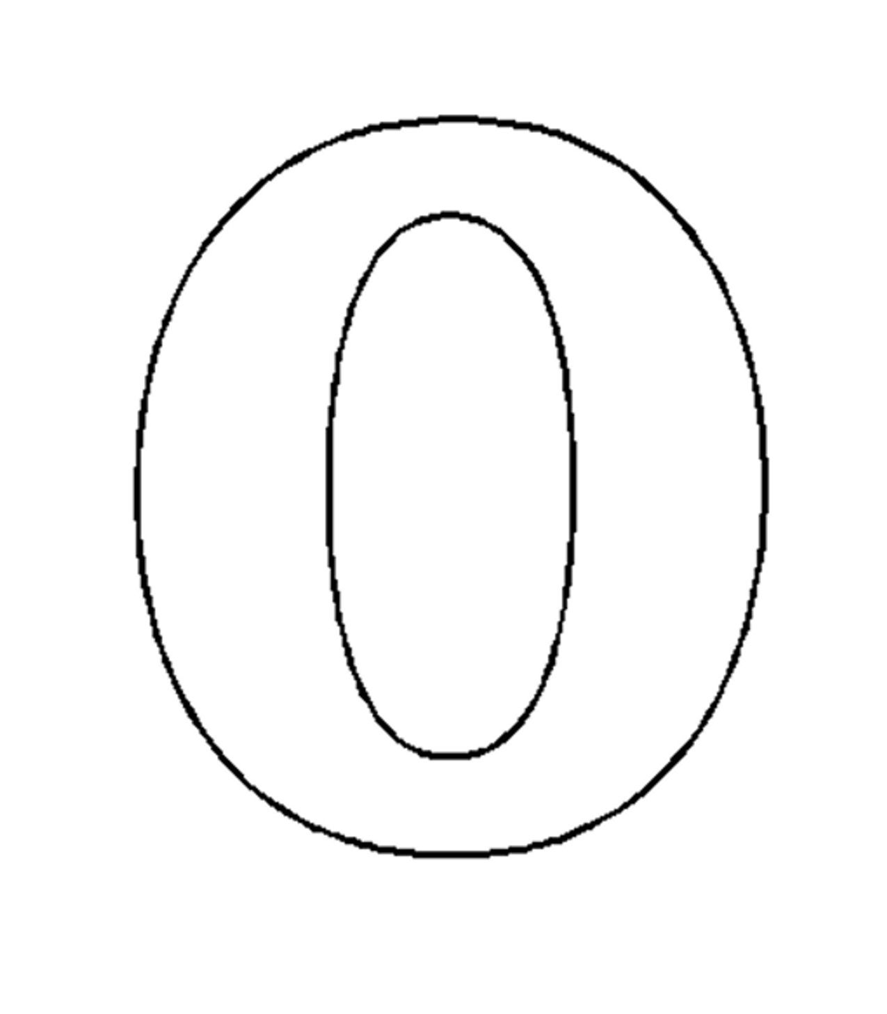 Images Of The Number 0