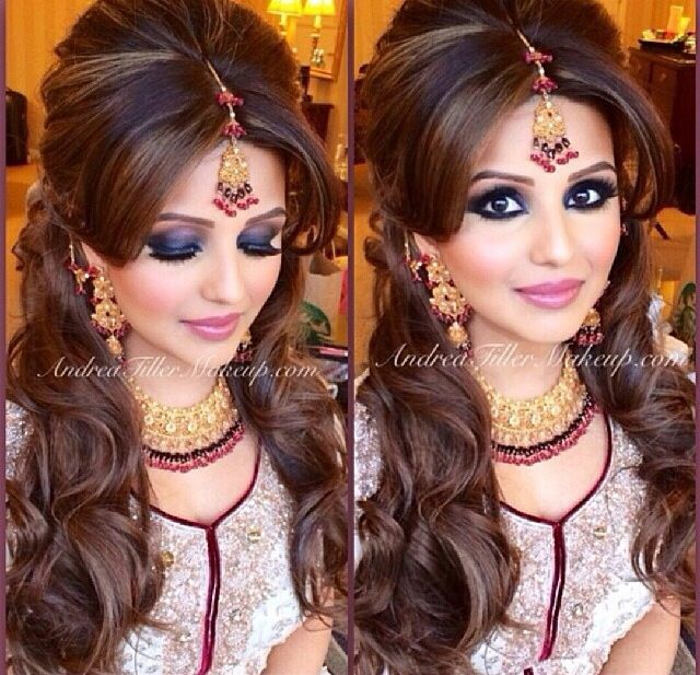 Indian Hairstyles For Party Google Search Hairstyles