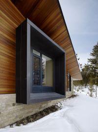 Mountain Modern, Zinc Clad Window Projections   Butte ...
