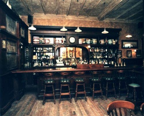 Cool wood bar interior  The Bar  Pinterest  Bar interior Wood bars and Bar