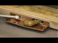 Pella Latch | Sliding screen doors and Door latches