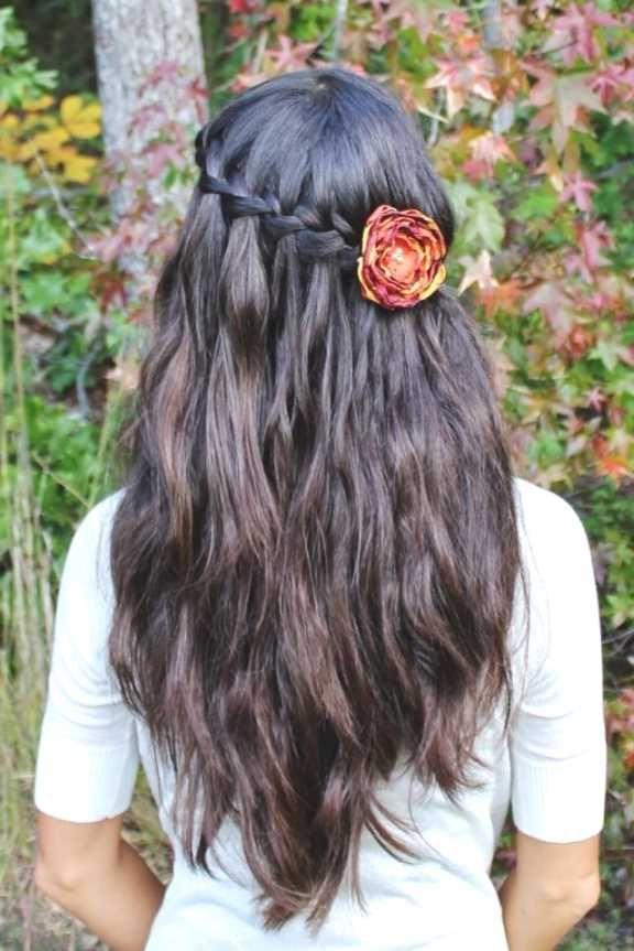 Dirndl Frisuren Lange Haare Einfach Promifrisuren Com