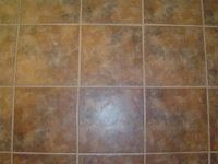 How to Stain Tile Floors