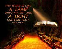 Psalms 119:105 KJV