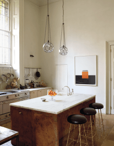 How the interior designer rose uniacke lives ideas also rh pinterest