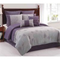 two tone lavender bedroom colors | ... Design, The Color ...