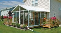 Sunroom Kit, EasyRoom DIY Sunrooms | Patio Enclosures ...