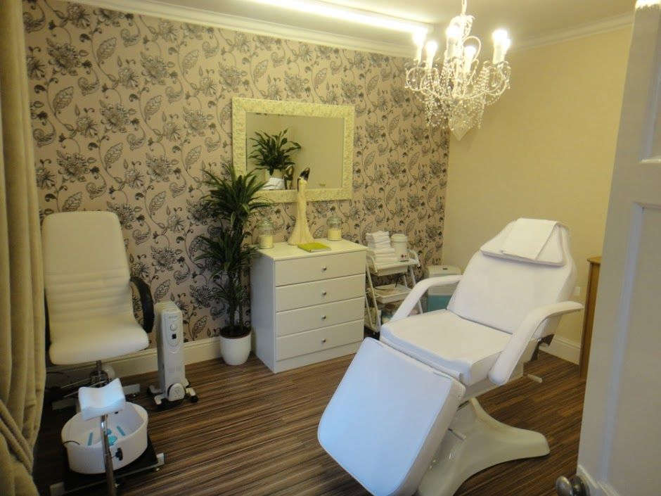 GALLERY spa room chairs  AtHome Hair Removal