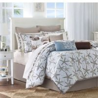 coastal bedding | Beach+Home+Bedding+-+Adults+Bedroom+With ...