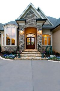 Best 25+ House front ideas on Pinterest | Porch number ...