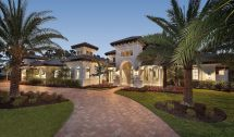 Luxury Villa With Spanish Influences - 66351we Florida