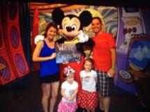 Pregnancy Announcement Disney World Personal