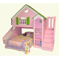 Ashley+Doll+House+Bed | Home Dollhouse Kids Loft Bed ...