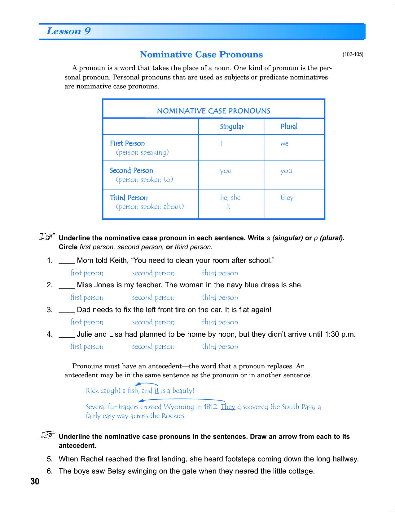 Worksheet Subject Pronouns In Spanish Worksheet Grass