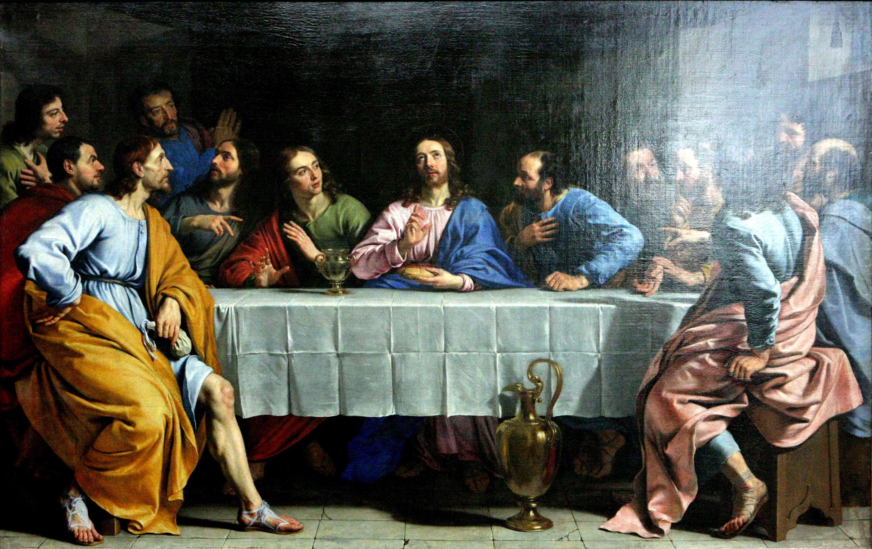 Last Jesus Dinner Hledat Googlem Poslední Večeře