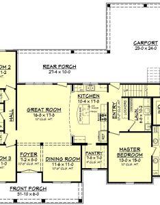 Plan bed acadian home with bonus over garage also houseplans small floor plans pinterest rh