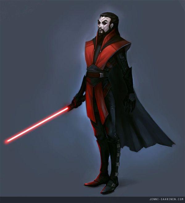 Sith Lord Vemrich Witchingbones Deviantart Jedi