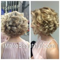 Bridal hair for short hair | Bridal - Wedding Hair styles ...