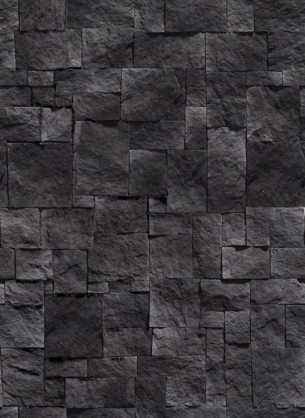 Black Stone Wall Texture Design Inspiration 29211 Floor