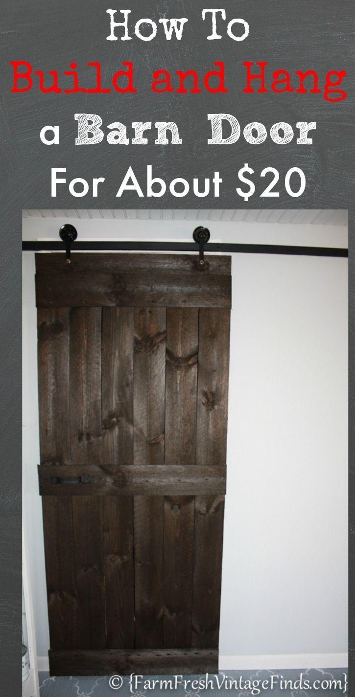 Best 25 Cheap barn doors ideas on Pinterest  Cheap barn