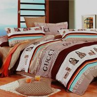Fashion GUCCI Cotton 4-piece Full Size Duvet Covers on ...